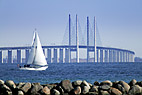 Øresundsbroen - Bridge between Denmark and Sweden