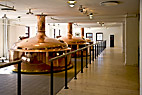 Øltanke i kobber - Copper beer brewing tanks