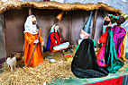 Kryppespil - The nativity play